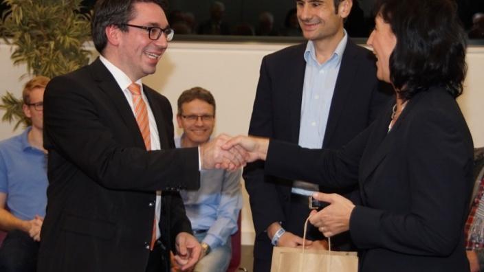 CDU Straelen hatte zum Sauerkrautessen mit Stefan Rouenhoff geladen