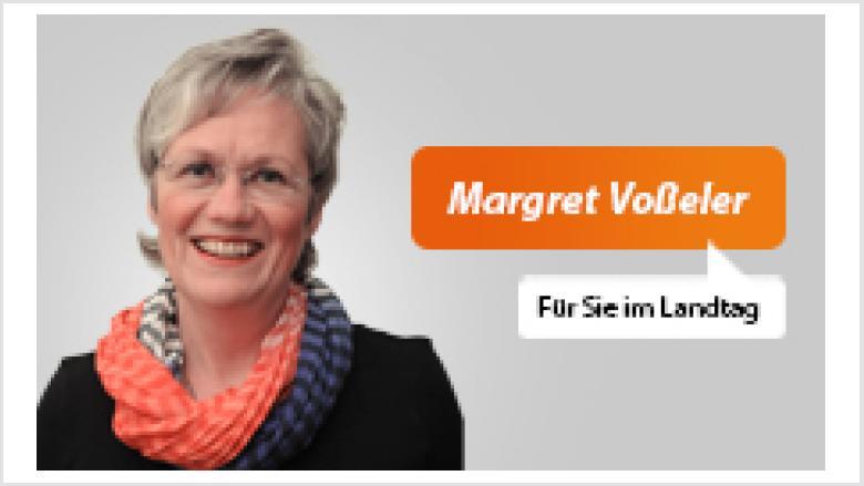 Margret Voßeler MdL
